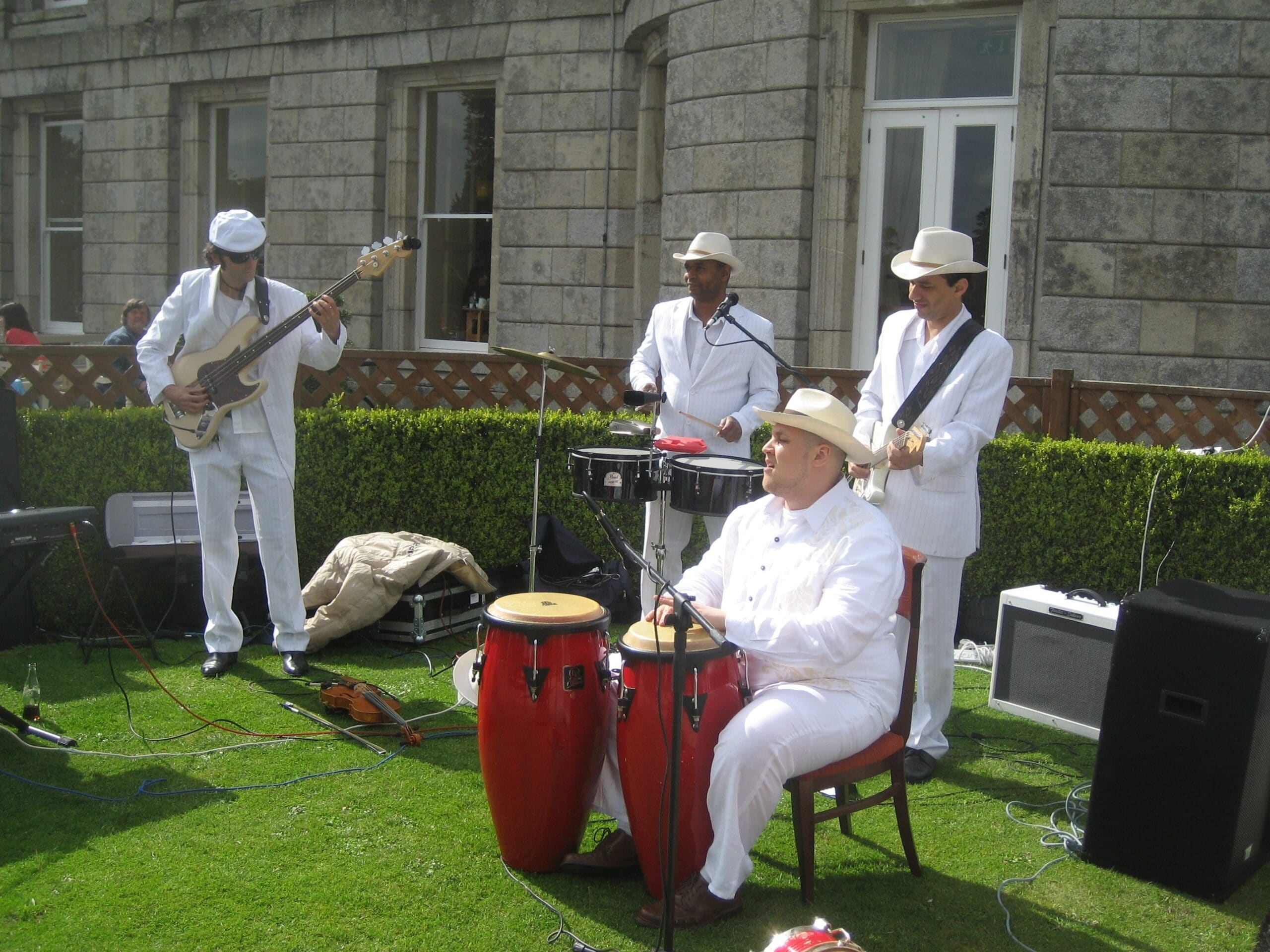 Latin Wedding Music Packages